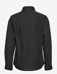 Jack & Jones - JJEMASON STRETCH SHIRT L/S ES21 JR - shirts - black - 1