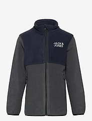 Jack & Jones - JJHYPE FLEECE JR - fleecetøj - ombre blue - 0