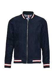 JORHALL BOMBER JACKET JUNIOR - TOTAL ECLIPSE