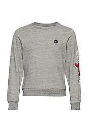 JORWALT SWEAT CREW NECK JUNIOR