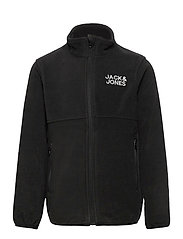 JJHYPE FLEECE JR - BLACK