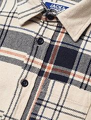 Jack & Jones - JORFINDER SHIRT LS JR - shirts - seedpearl - 2