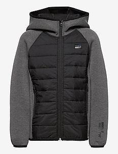 JCOTOBY JACKET JR - puffer & padded - black
