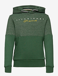 JORTRAILER SWEAT HOOD NOOS JR - hupparit - trekking green