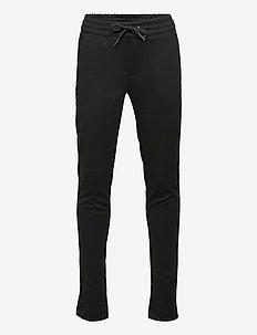 JJIWILL JJPHIL NOR  BLACK JR - trousers - black