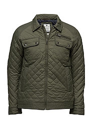 JPREVAN JACKET - DUSTY OLIVE