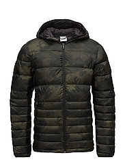 JJTBONUS DOWN JACKET - FOREST NIGHT