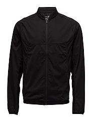 JJTVENTED JACKET - BLACK