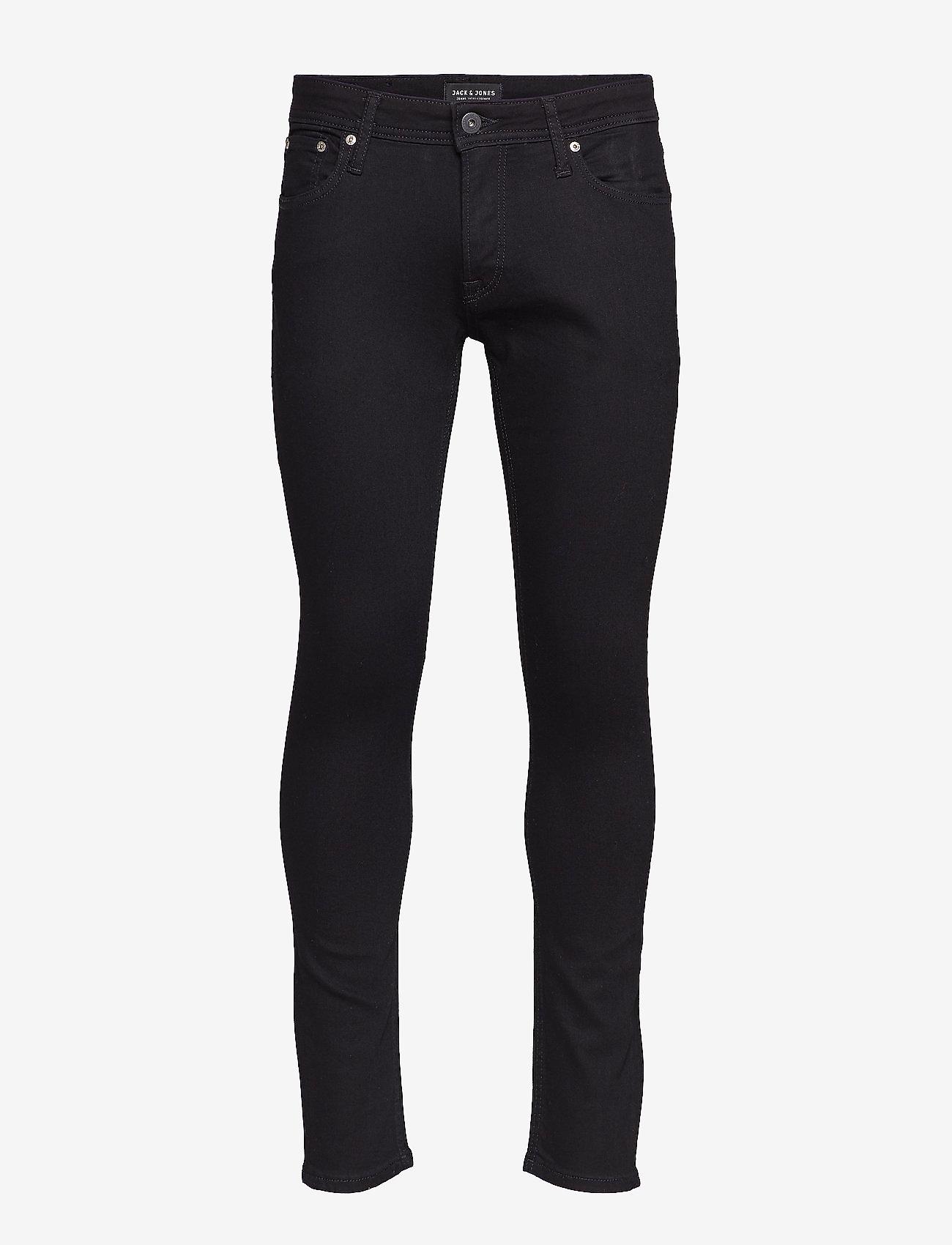 Jack & Jones - JJILIAM JJORIGINAL AM 009 50 SPS - skinny jeans - black denim - 0
