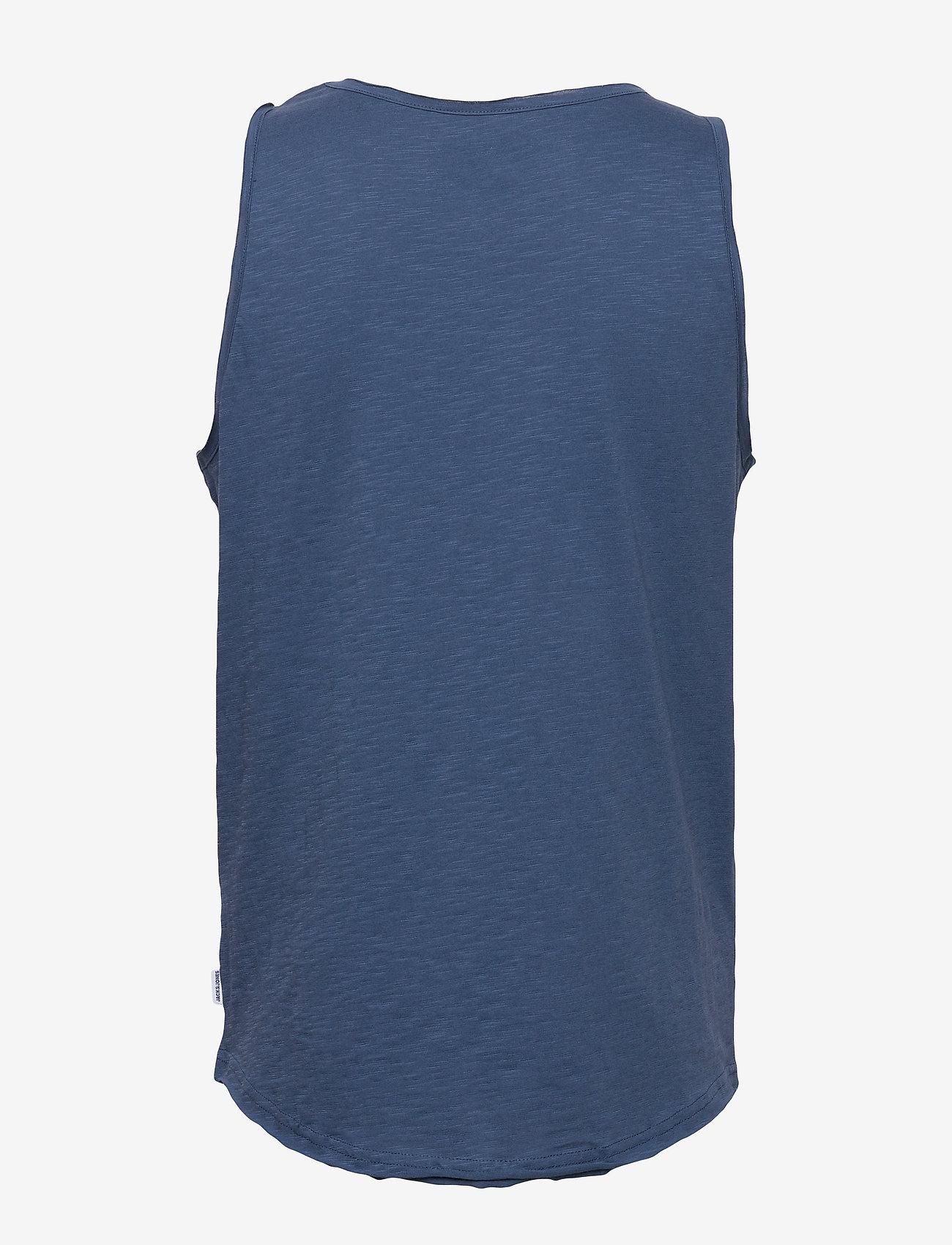 Jack & Jones - JORWALLET TANK TOP STS - perus t-paidat - ensign blue - 1