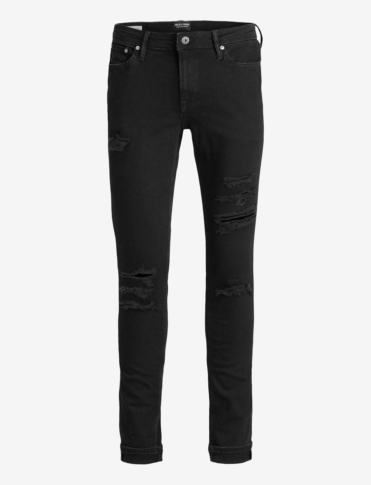 Jack & Jones - JJILIAM JJORIGINAL AM 502 50 SPS NOOS - skinny jeans - black denim - 0