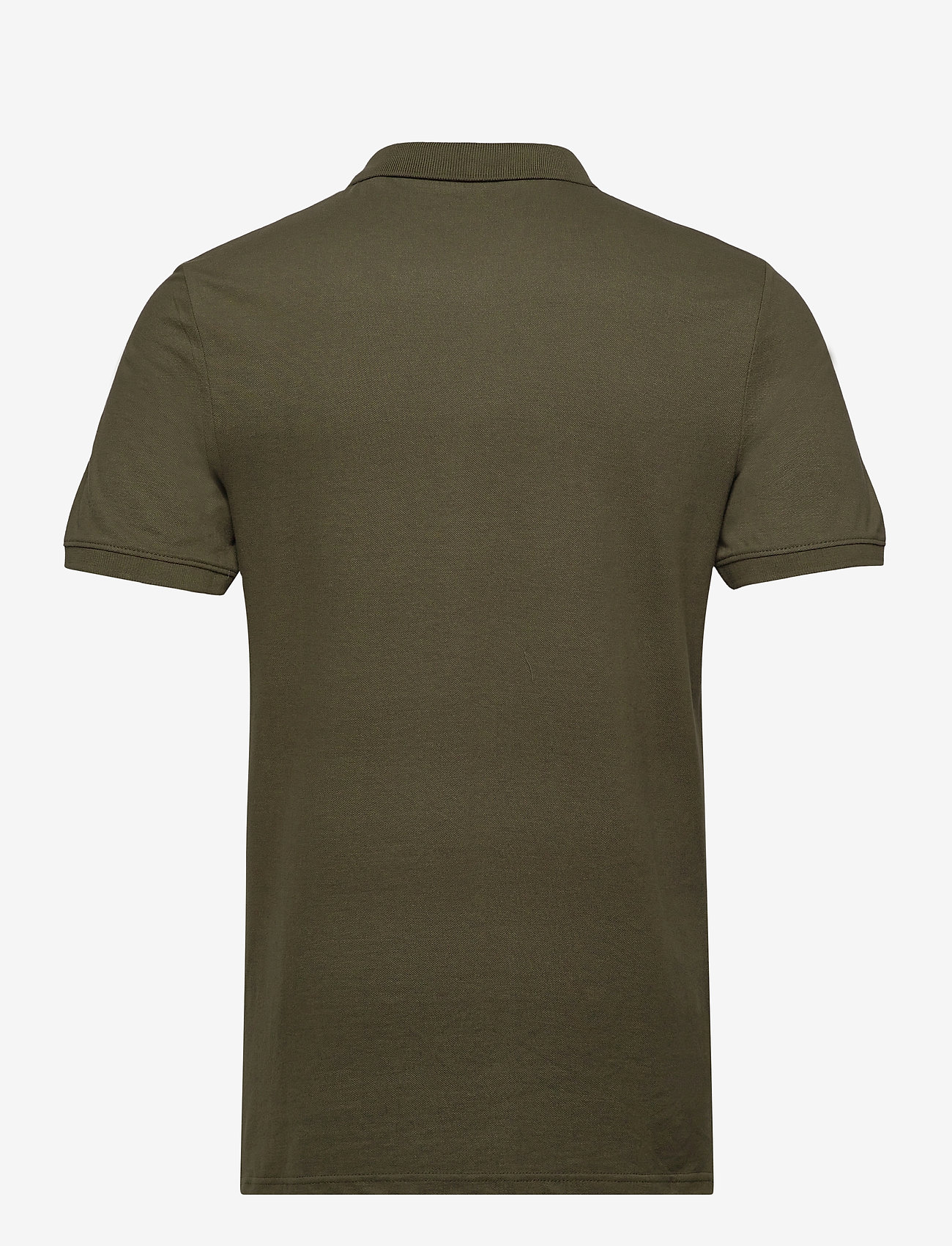 Jack & Jones - JJEBASIC POLO SS - short-sleeved polos - olive night - 1