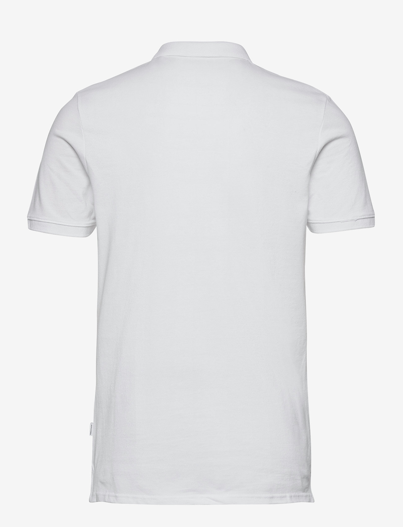 Jack & Jones - JJEBASIC POLO SS - lyhythihaiset - white - 1