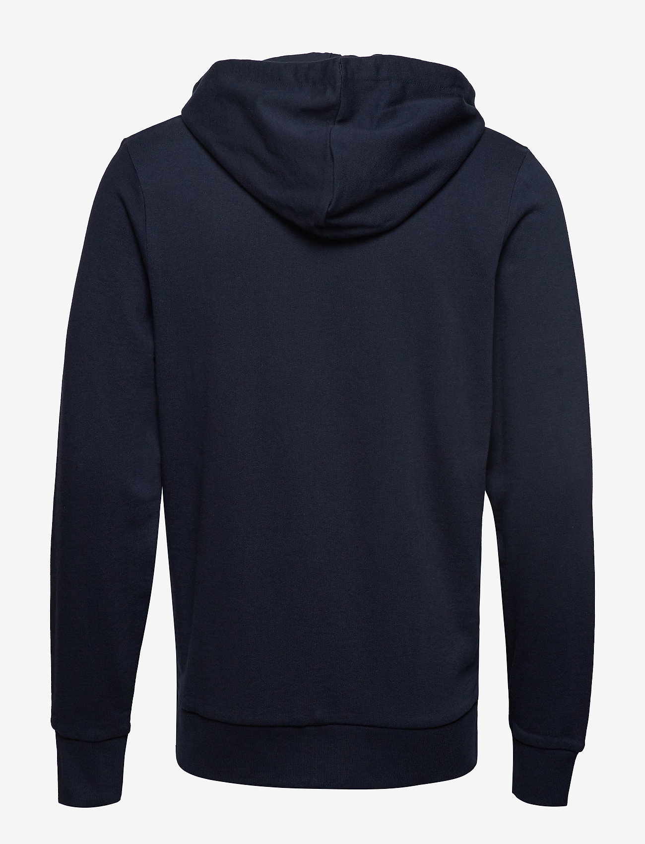 Jack & Jones - JJEHOLMEN SWEAT ZIP HOOD NOOS - basic sweatshirts - navy blazer - 1