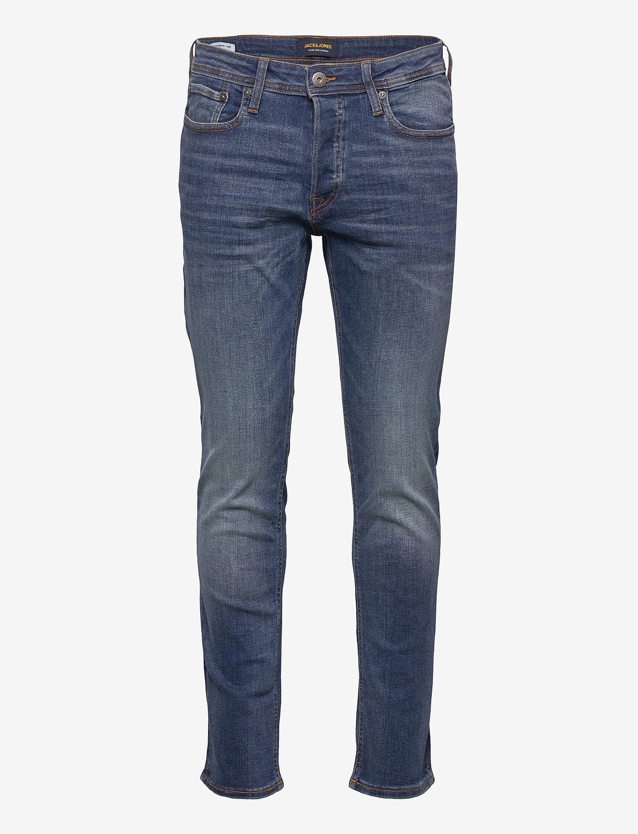 Jack & Jones - JJITIM JJORIGINAL AM 782 50SPS NOOS - slim jeans - blue denim - 0