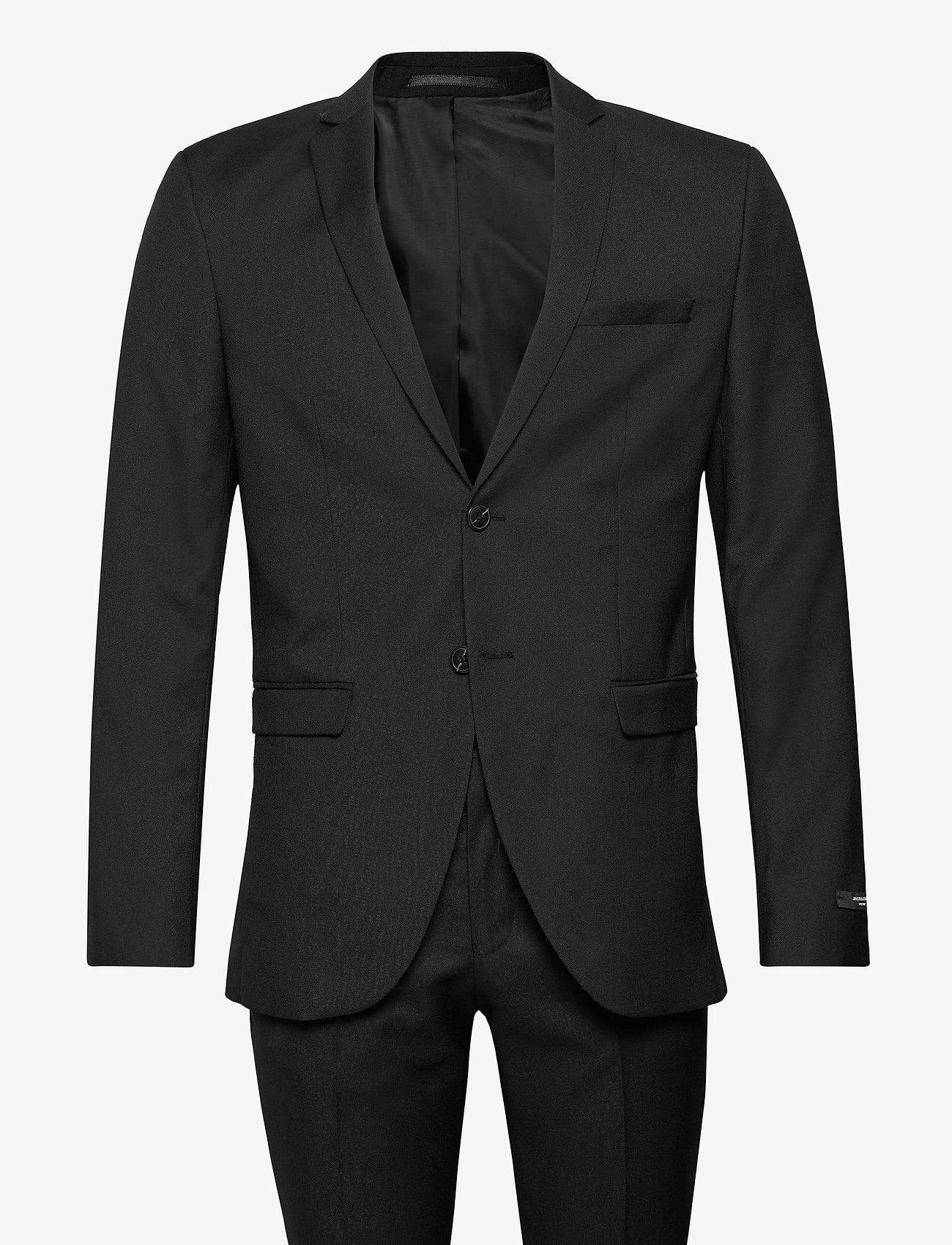 Jack & Jones - JPRSOLARIS SUIT - costumes - black - 0