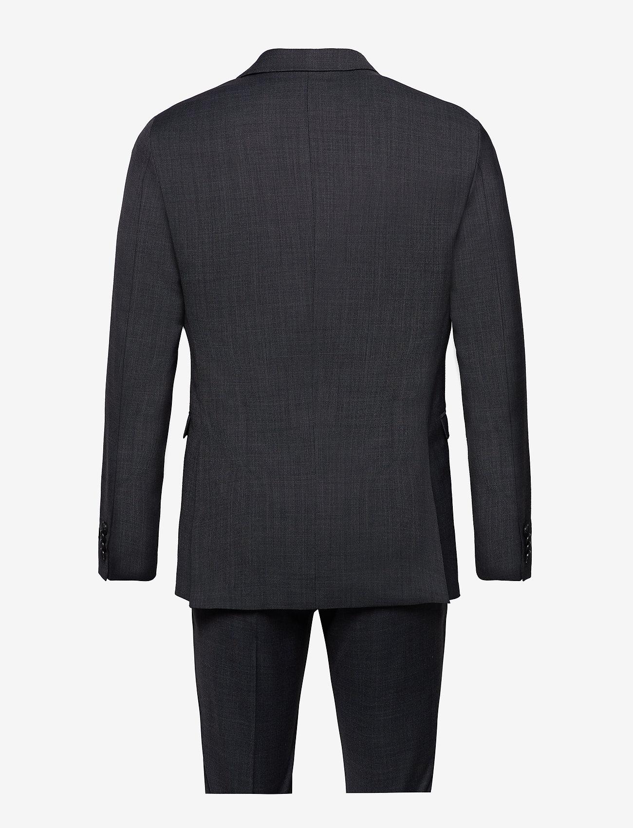 Jack & Jones - JPRSOLARIS SUIT - single breasted suits - dark grey