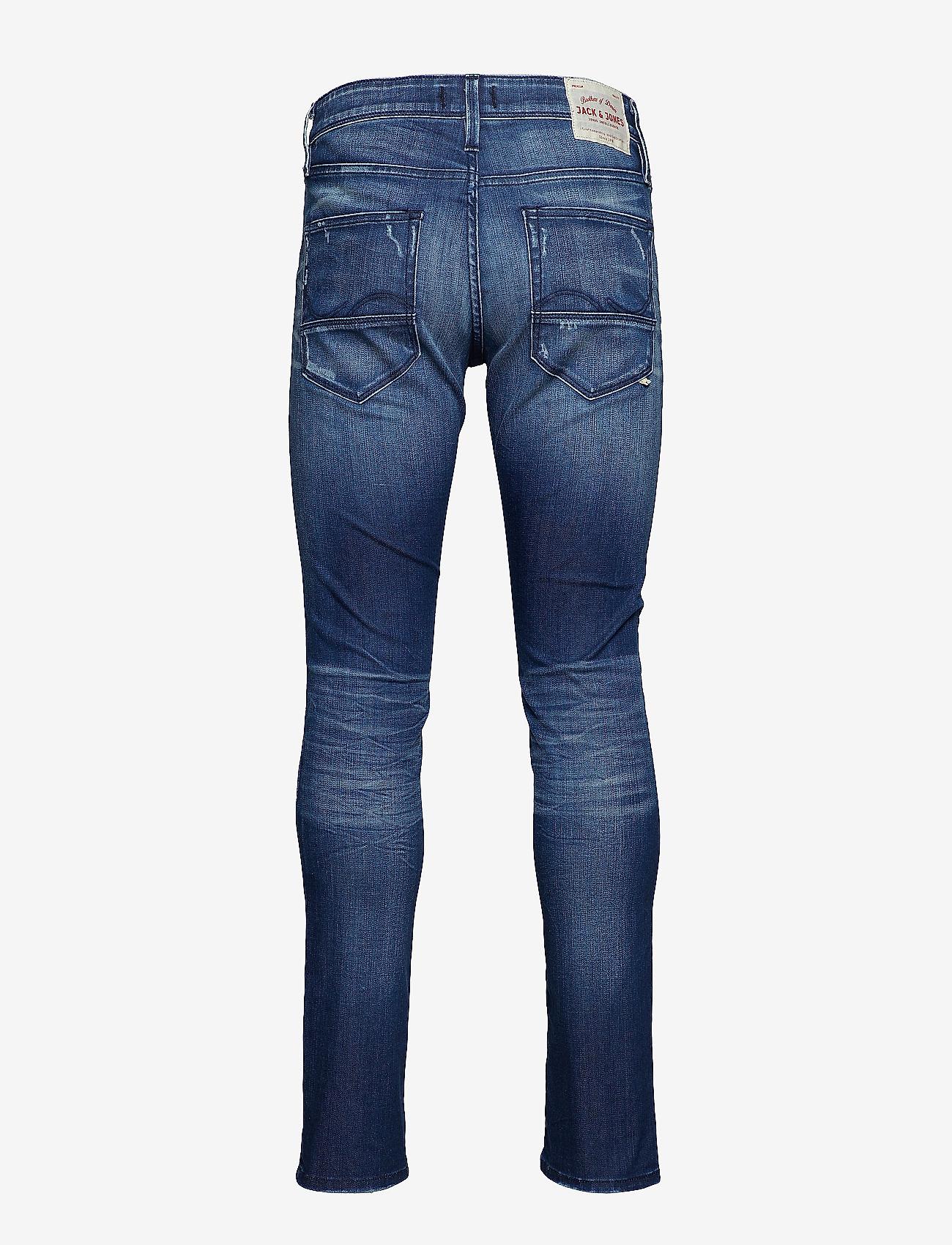 Jack & Jones Jjiglenn Jjfox Bl 857 Sts - Jeans Blue Denim