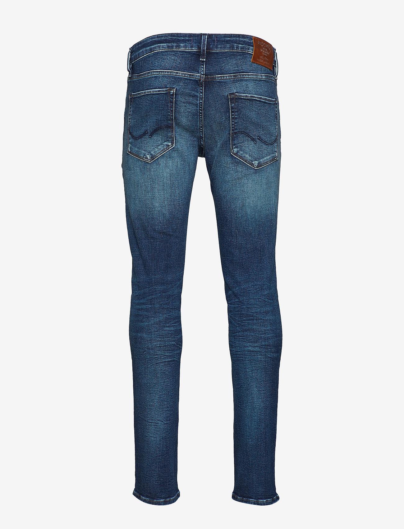 Jack & Jones - JJIGLENN JJICON JOS 424 50SPS NOOS - slim jeans - blue denim - 1
