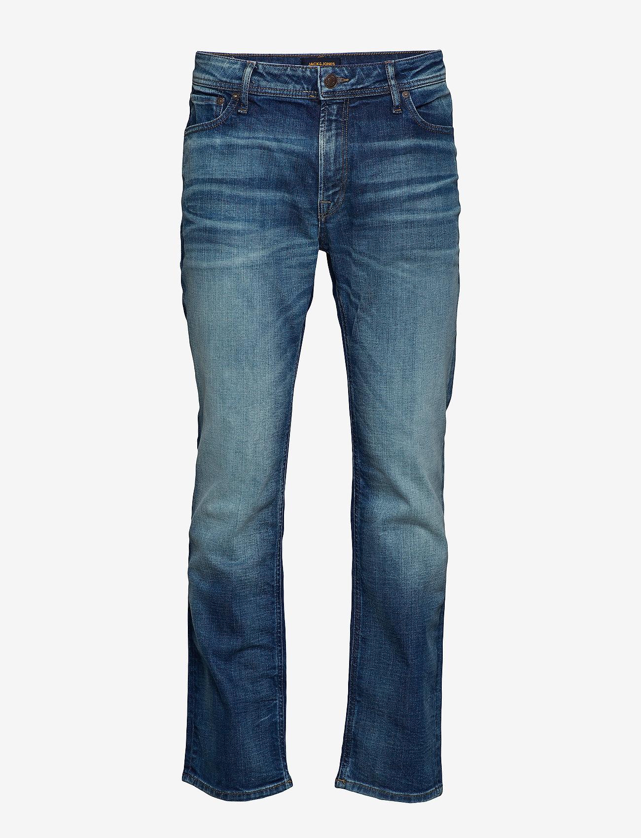Jack & Jones - JJICLARK JJORIGINAL JOS 178 - regular jeans - blue denim - 0
