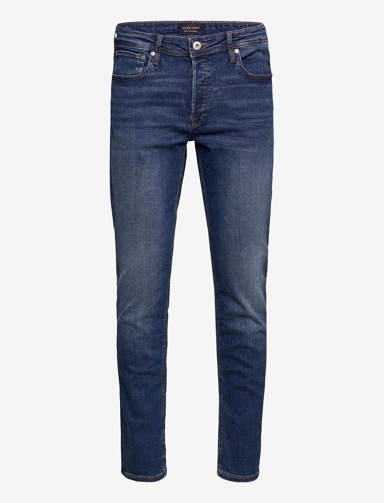 Jack & Jones - JJIMIKE JJORIGINAL AM 814 NOOS - regular jeans - blue denim - 0
