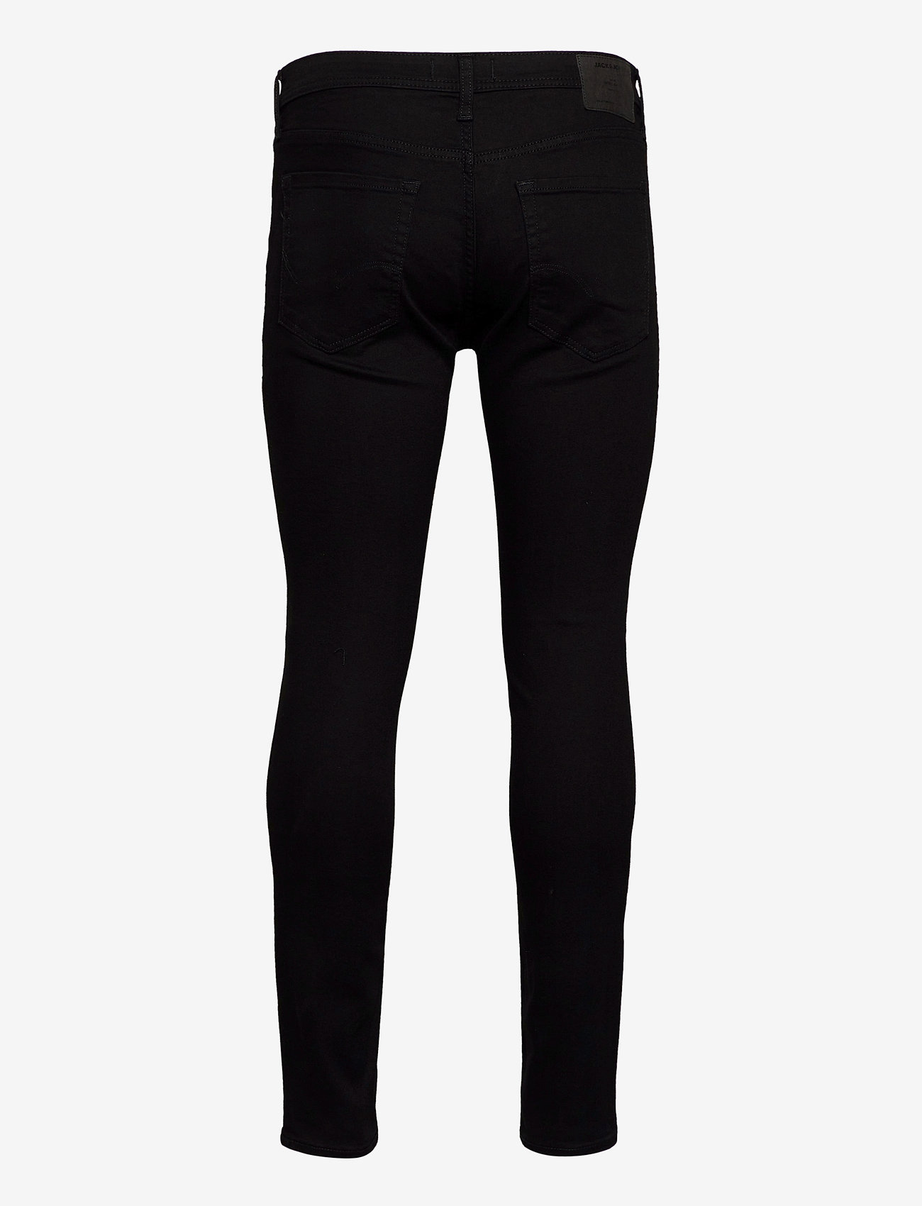 Jack & Jones - JJILIAM JJORIGINAL AM 816 NOOS - slim jeans - black denim - 1