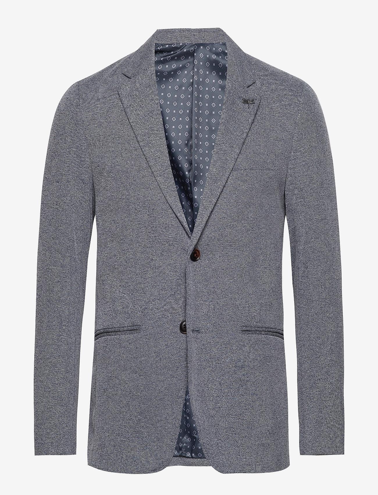 Jack & Jones - JPRSIMON BLAZER NOOS - blazers à boutonnage simple - chambray blue - 0