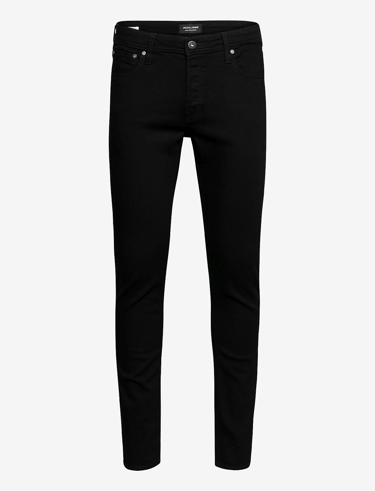 Jack & Jones - JJIGLENN JJORIGINAL AM 816 NOOS - slim jeans - black denim - 0