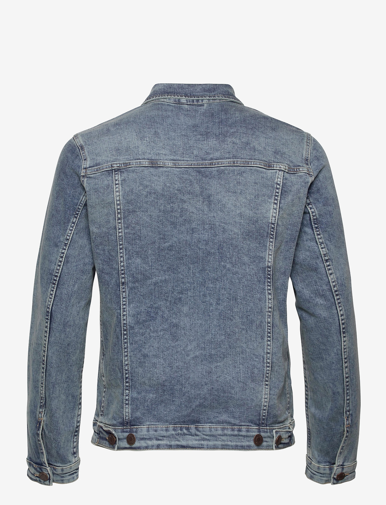 Jack & Jones - JJIALVIN JJJACKET SA 002 NOOS - farkkutakit - blue denim - 1