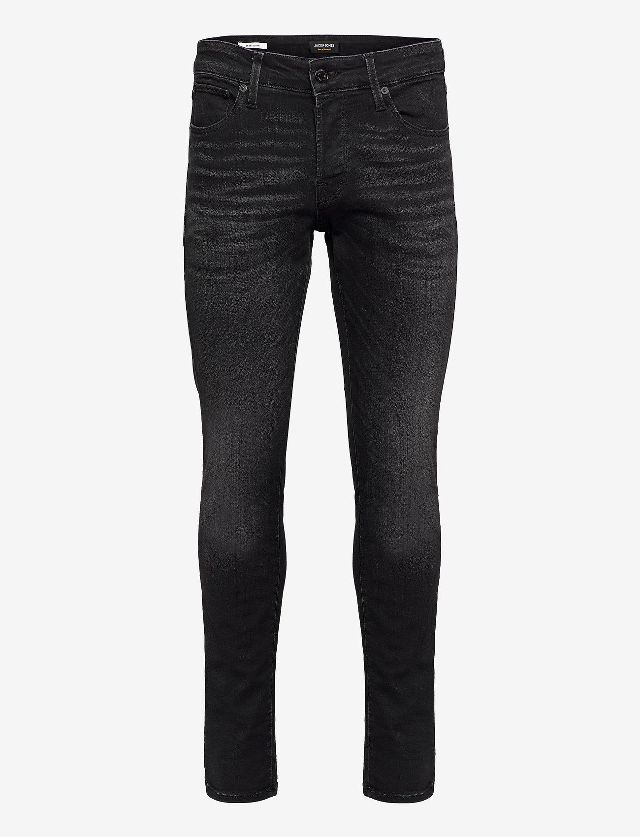 Jack & Jones - JJIGLENN JJICON JJ 557 50SPS NOOS - slim jeans - black denim - 0