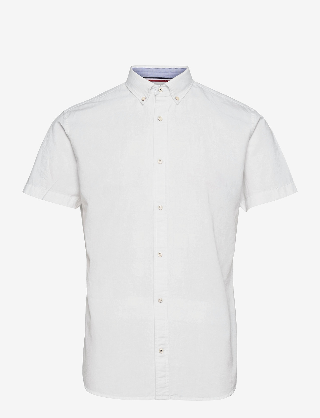 Jack & Jones - JJESUMMER SHIRT S/S S21 STS - basic skjorter - white - 0