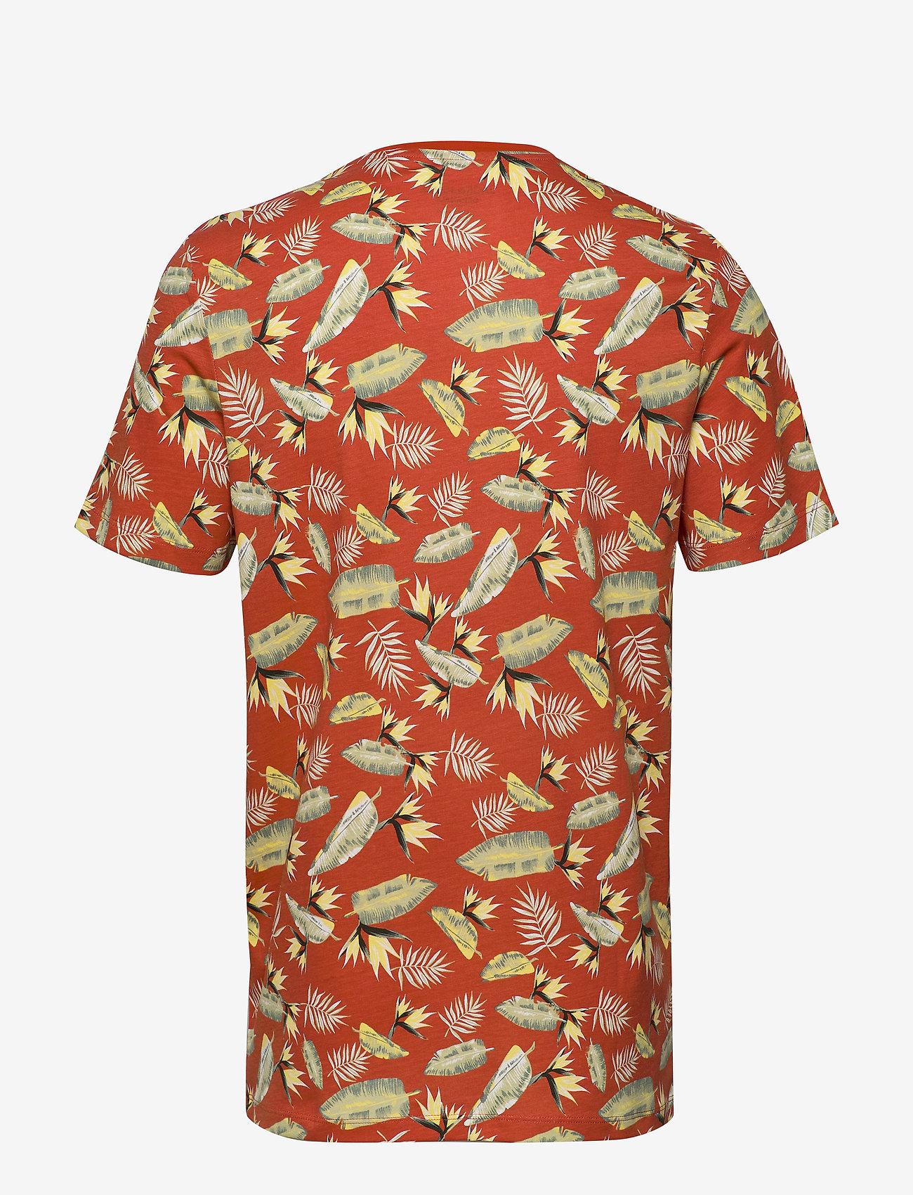Jack & Jones Jortropic Aop Tee Ss Crew Neck - T-shirts