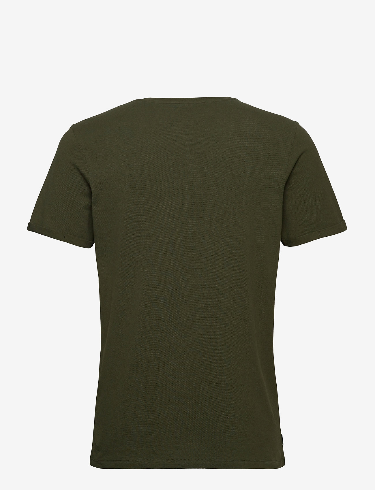 Jack & Jones JPRBLAHARDY TEE SS CREW NECK STS - T-skjorter FOREST NIGHT - Menn Klær