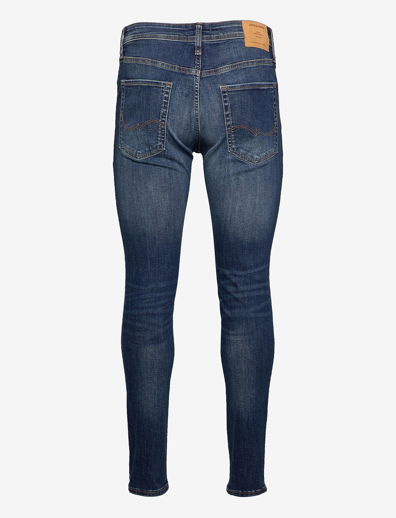 Jack & Jones - JJILIAM JJORIGINAL AGI 005 NOOS - slim jeans - blue denim - 1