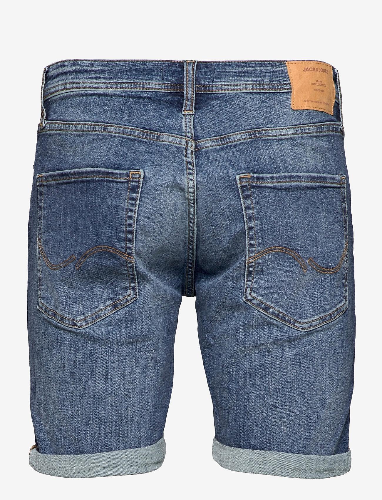 Jack & Jones - JJIRICK JJORIGINAL SHORTS AGI 005 - denim shorts - blue denim - 1