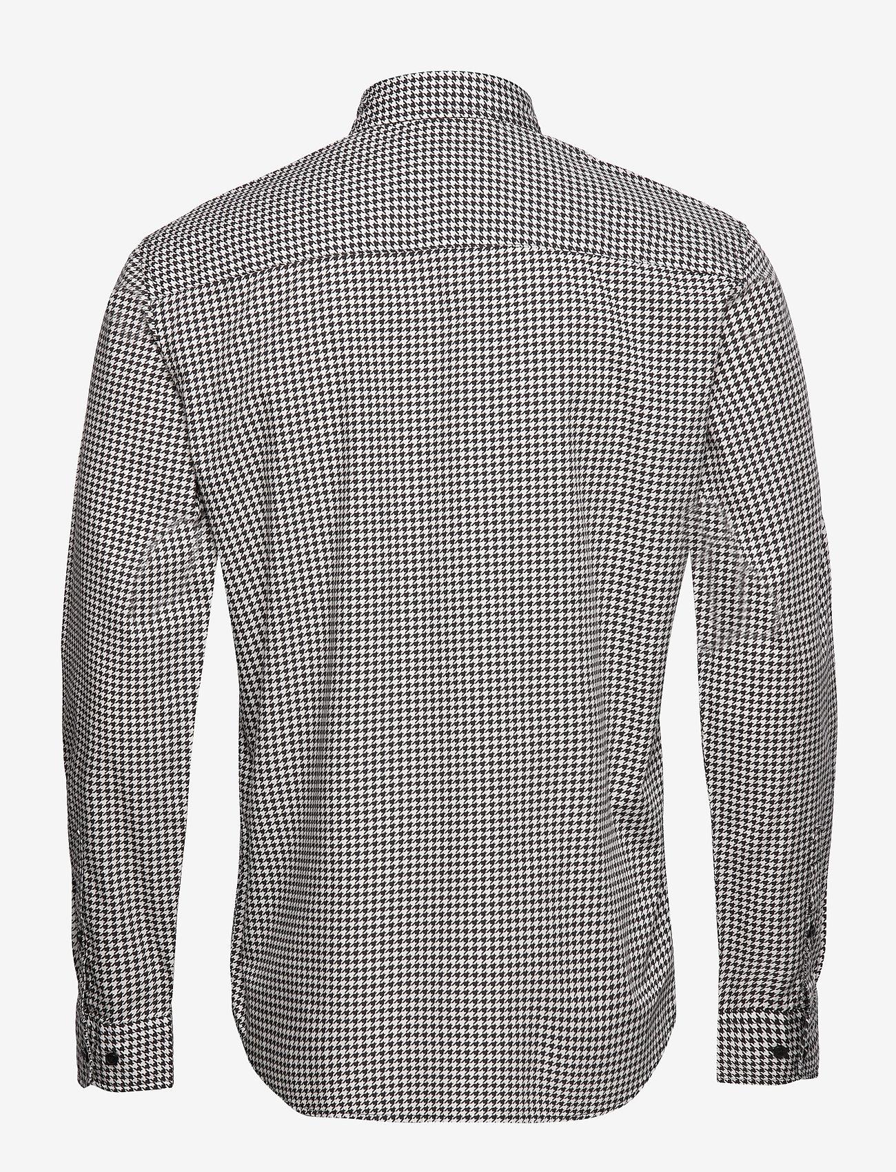 Jack & Jones - JPRLANDON LS SHIRT TC319 - casual skjortor - blanc de blanc - 1