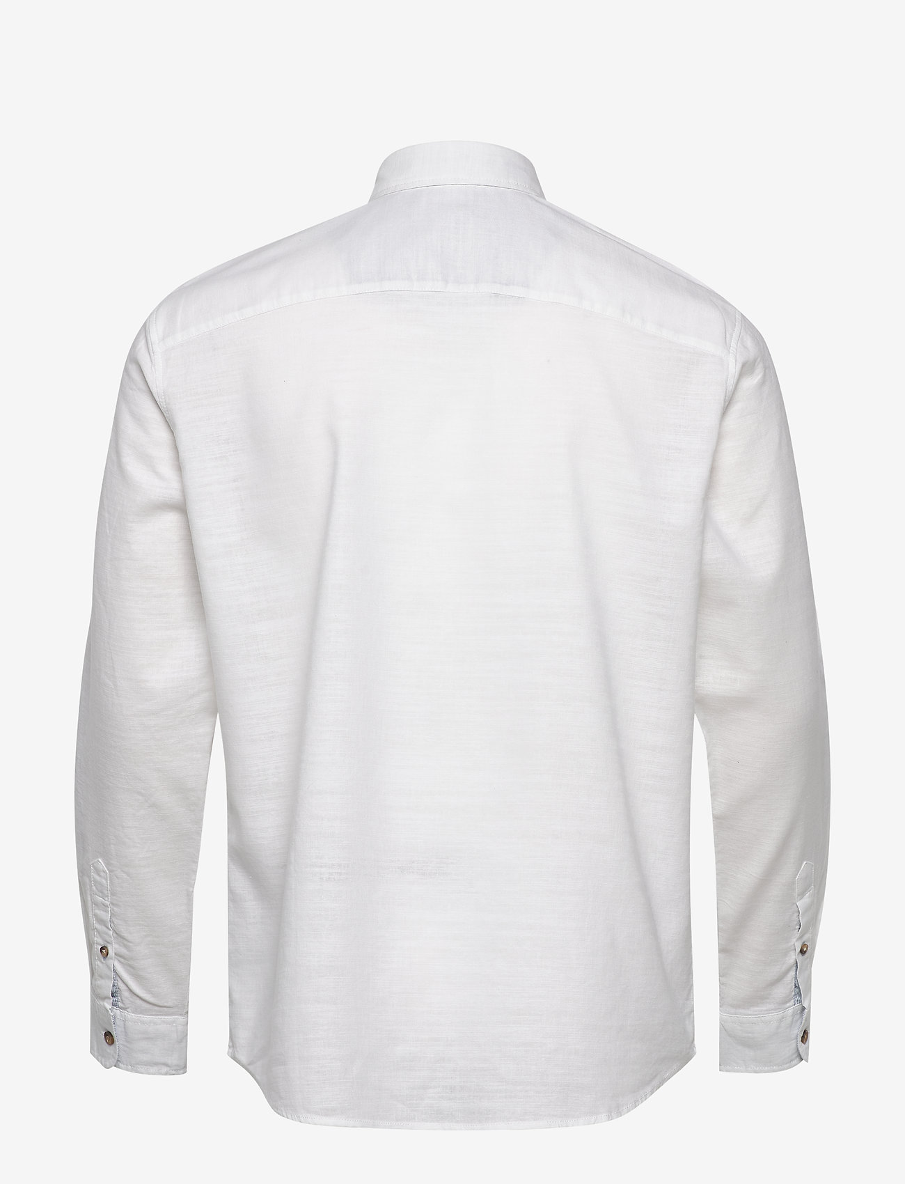 Jack & Jones - JORCHANDLER SHIRT LS - basic skjortor - white - 1