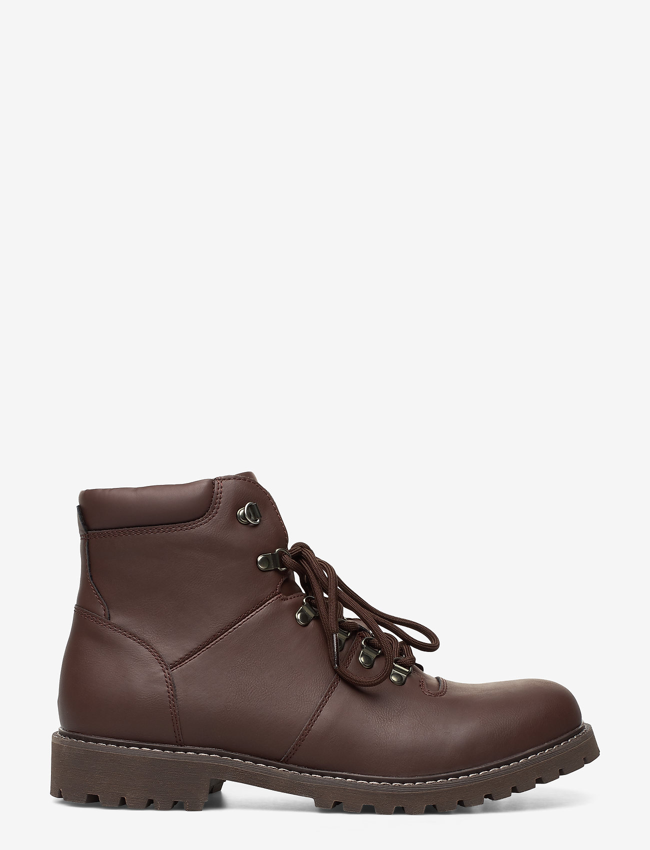 Jack & Jones - JFWBETA PU JAVA - bottes lacées - java - 1