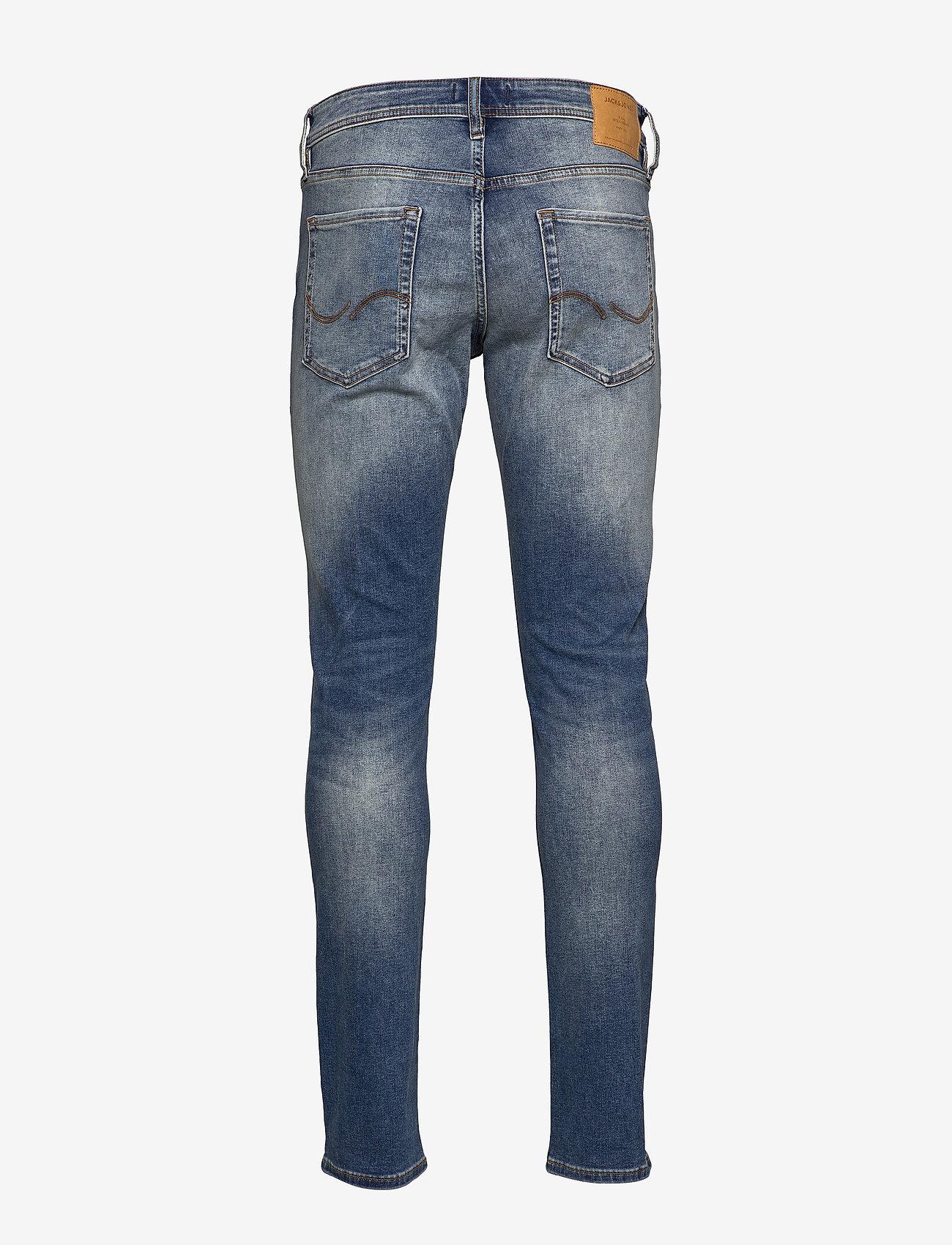 Jack & Jones - JJIGLENN JJORIGINAL GE 050 50SPS NOOS - slim jeans - blue denim - 1