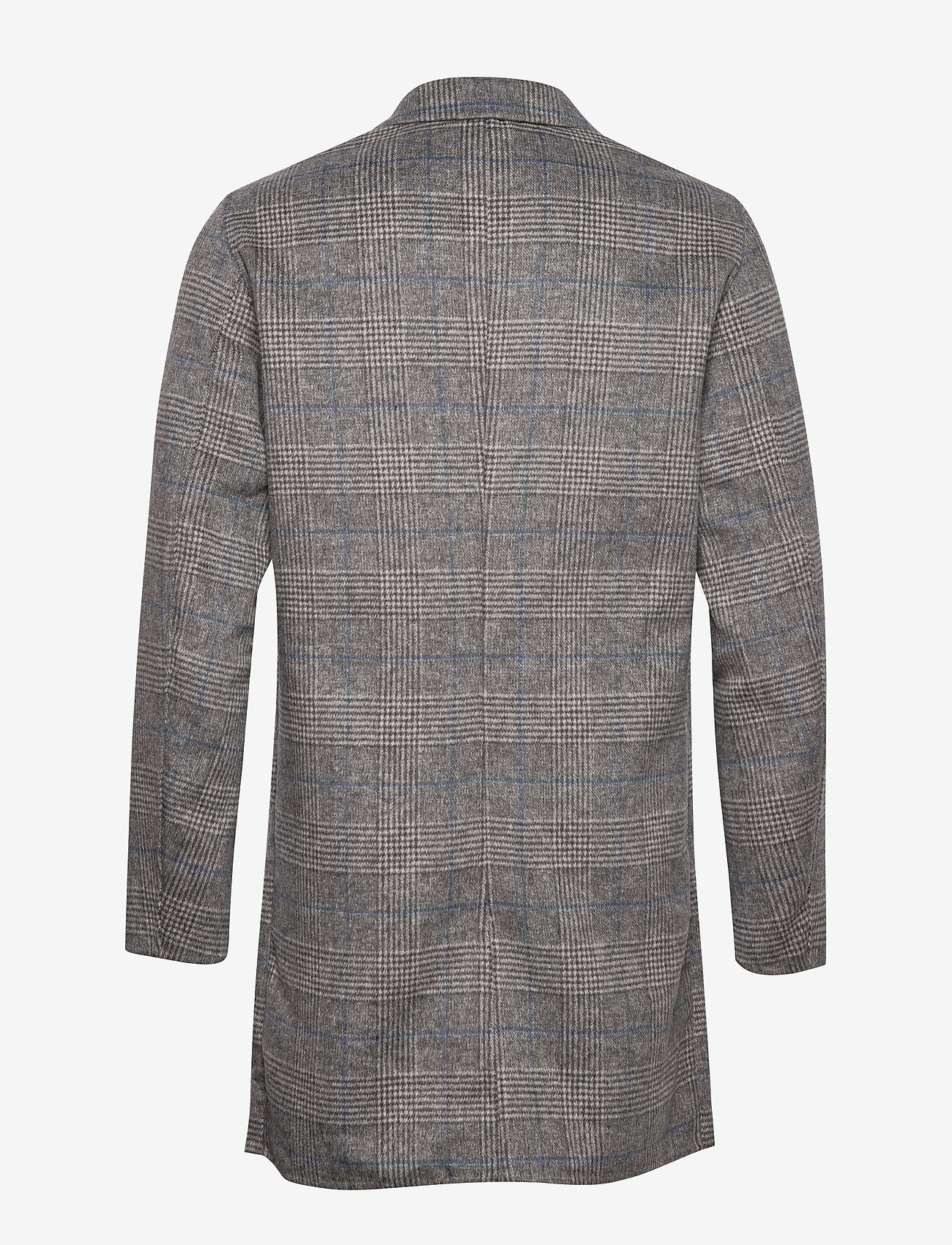 Jprflow Light Wool Jacket Bla (Grey Melange) - Jack & Jones A1dlzg