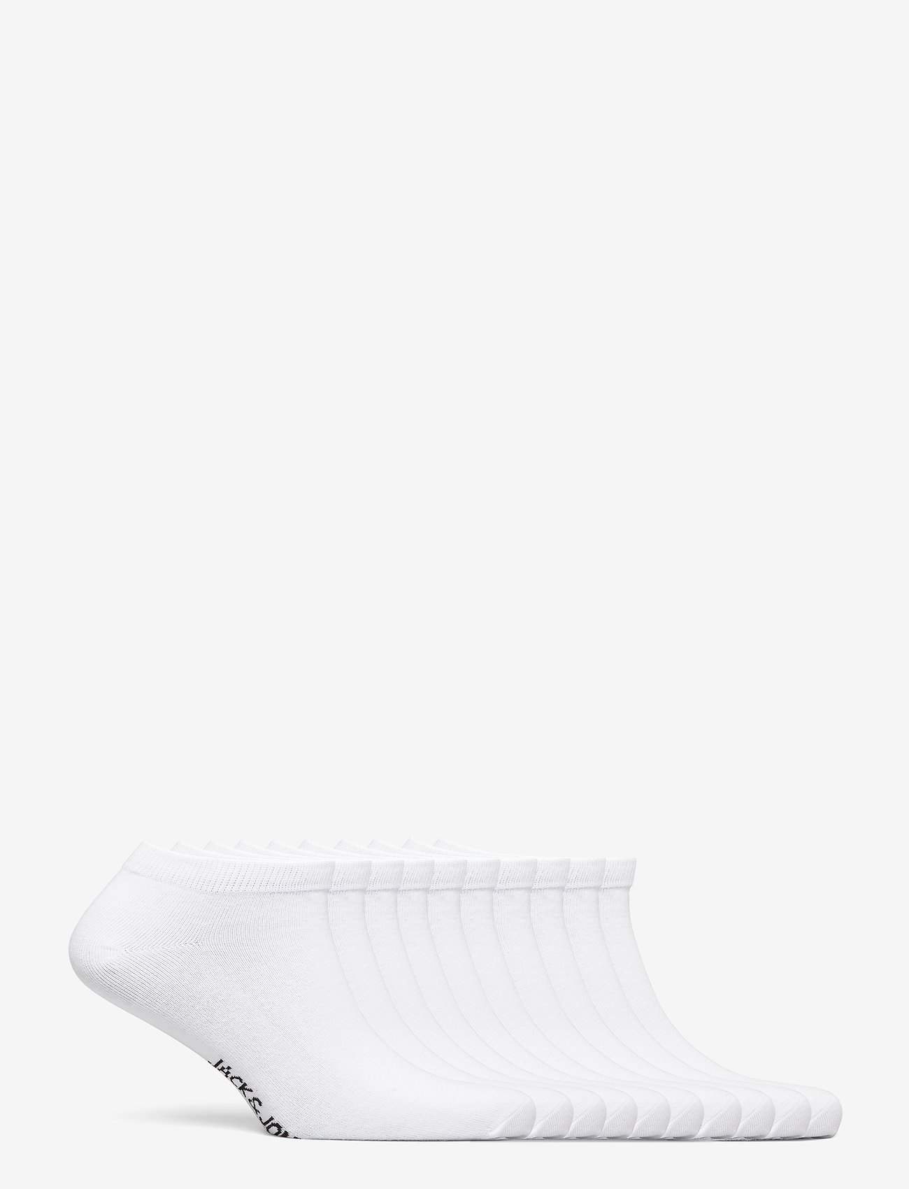 Jack & Jones - JACDONGO SOCKS 10 PACK NOOS - skarpety za kostkę - white - 1