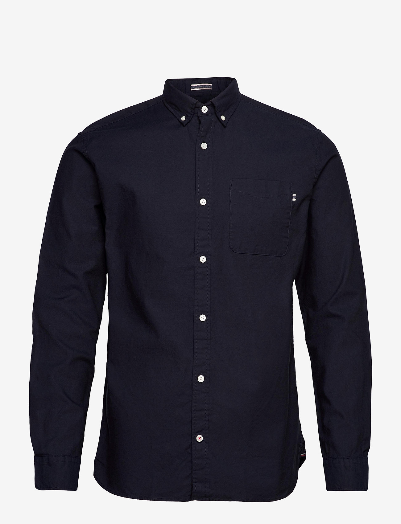 Jack & Jones - JJECLASSIC SOFT OXFORD SHIRT L/S NOOS - basic skjorter - navy blazer - 0
