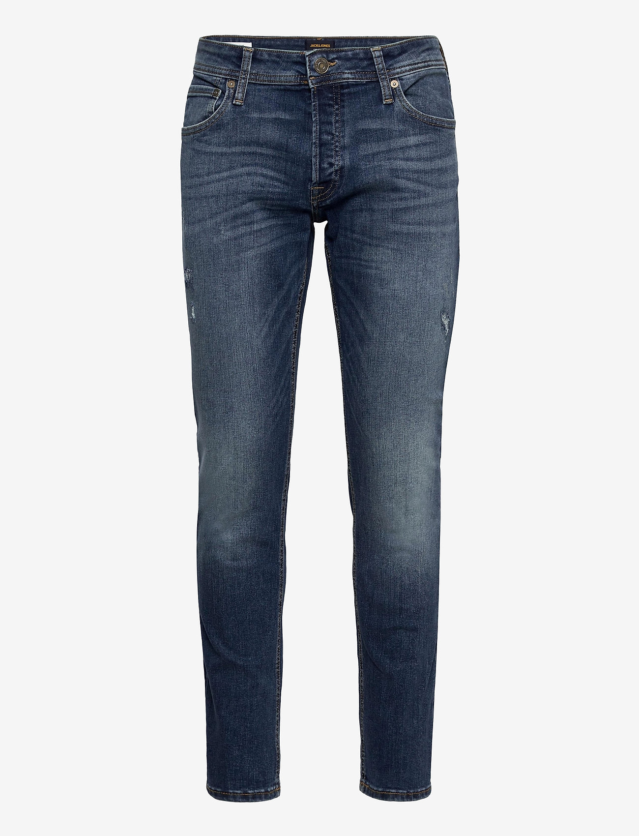 Jack & Jones - JJIGLENN JJORIGINAL AGI 035 50SPS - slim jeans - blue denim - 0