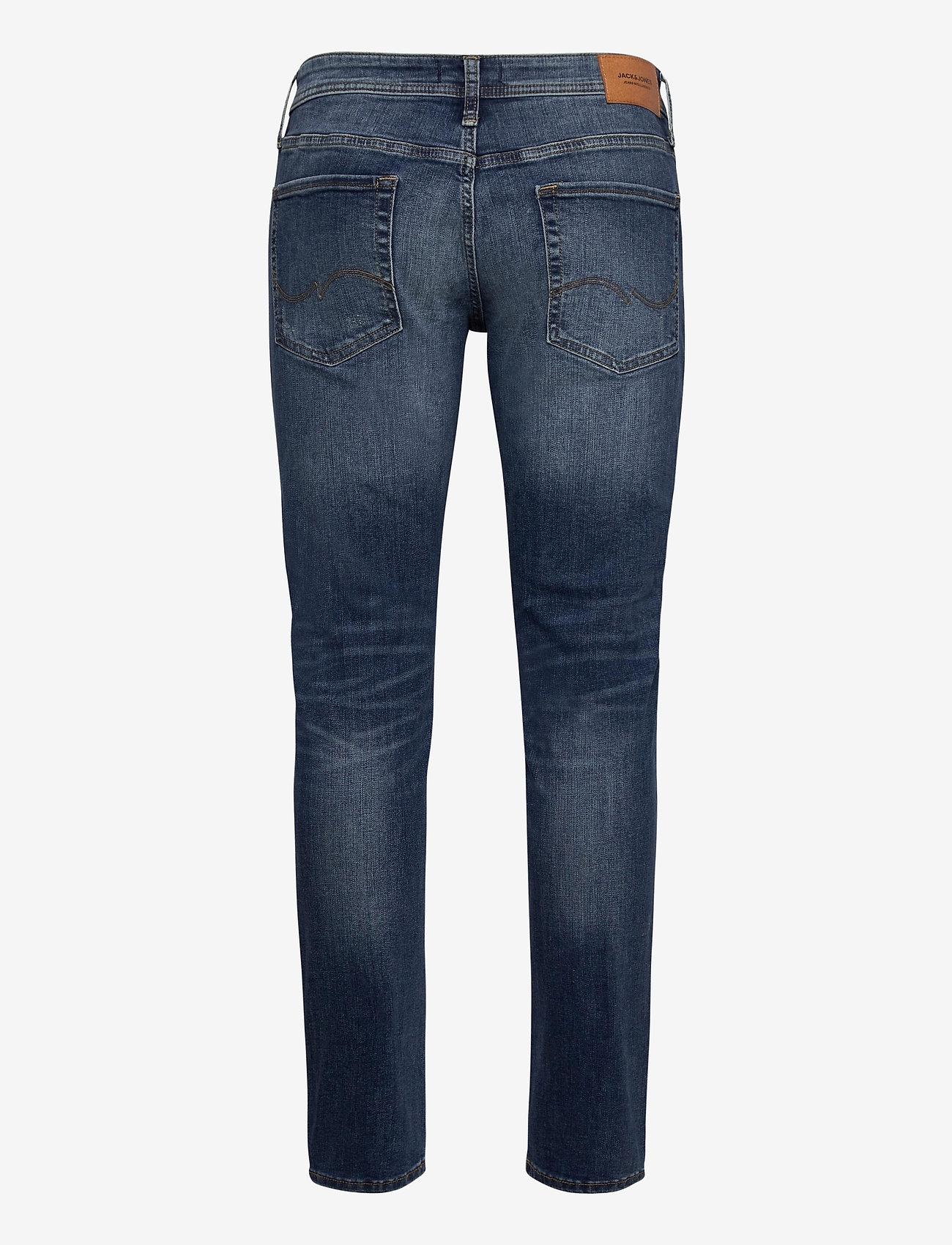 Jack & Jones - JJIGLENN JJORIGINAL AGI 035 50SPS - slim jeans - blue denim - 1