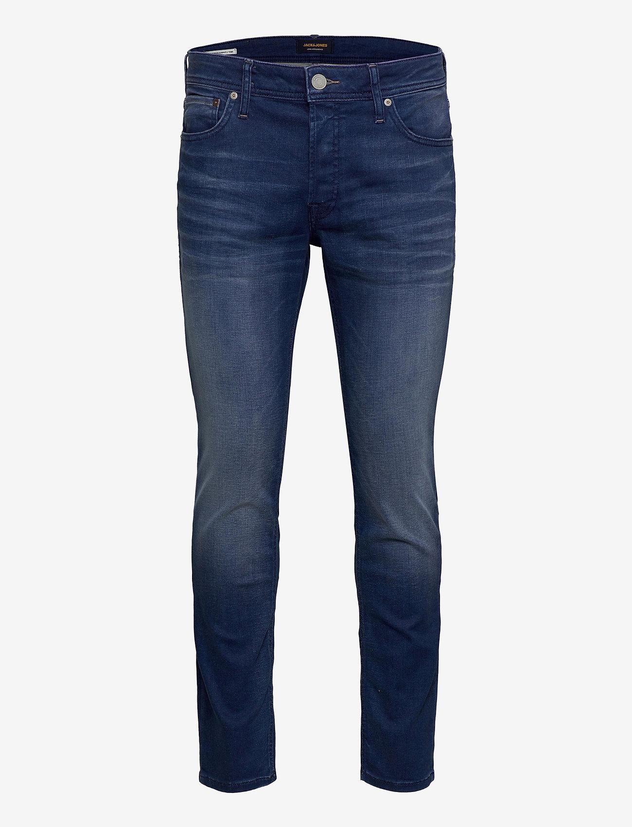 Jack & Jones - JJITIM JJORIGINAL JOS 519 NOOS - slim jeans - blue denim - 0