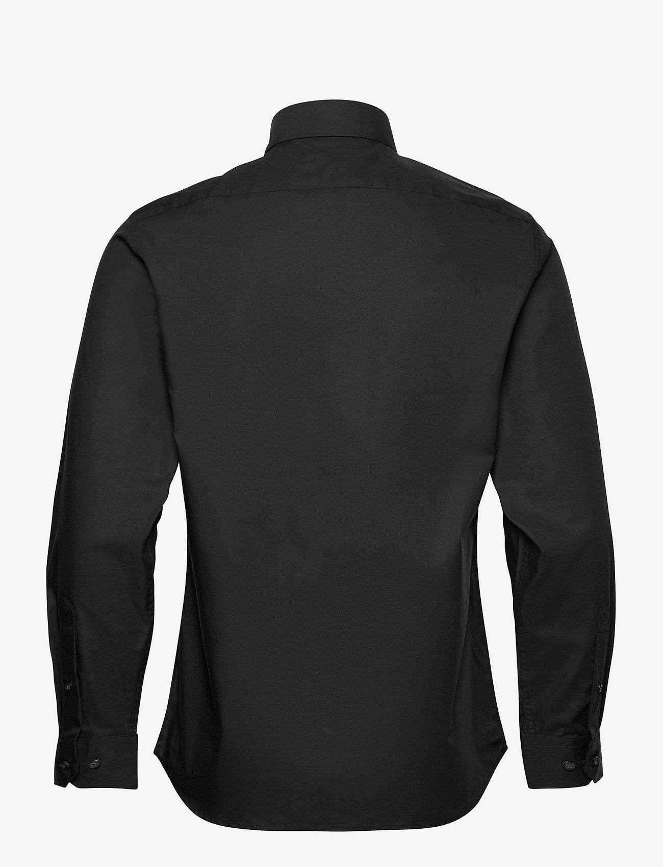 Jack & Jones - JPRBLAROYAL SHIRT L/S - basic skjortor - black - 1