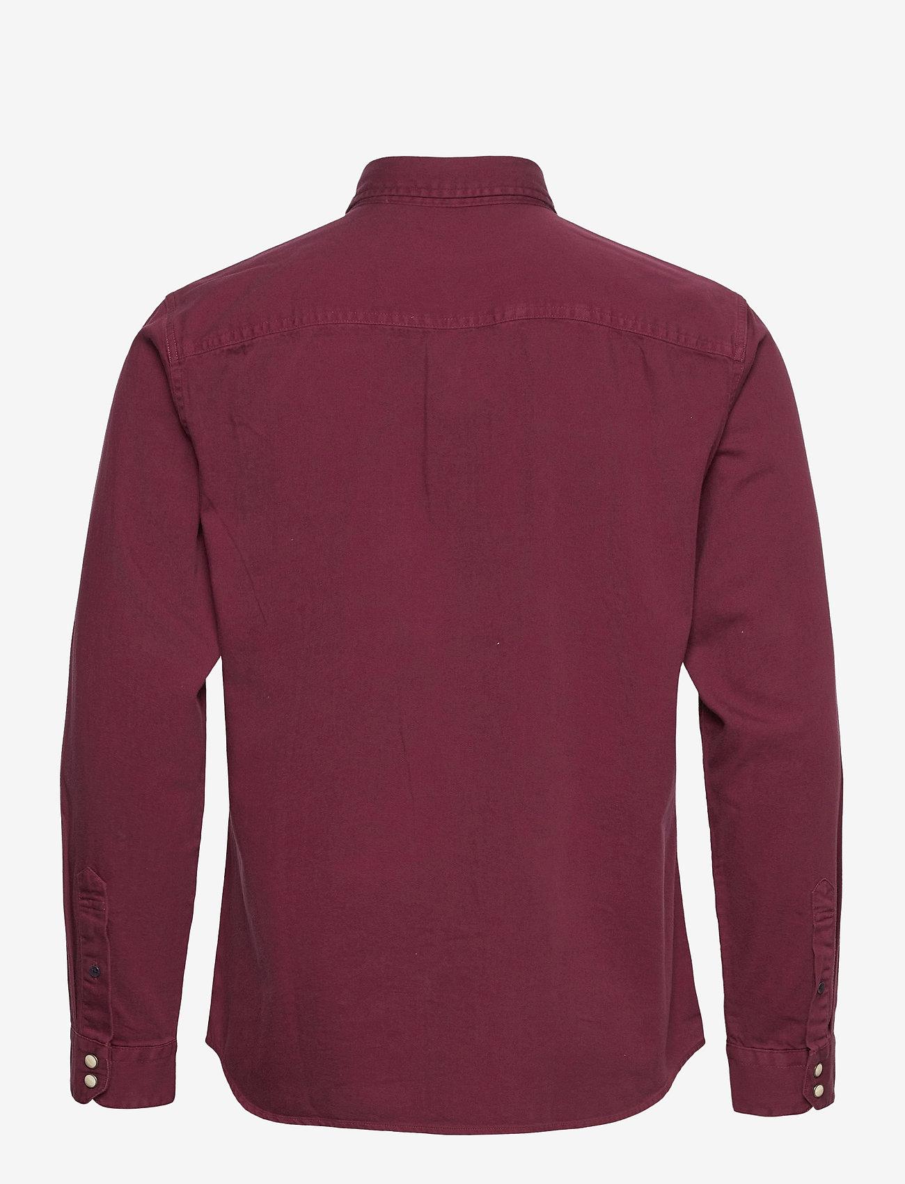Jack & Jones - JORLUCKY SHIRT LS - basic skjortor - fig - 1