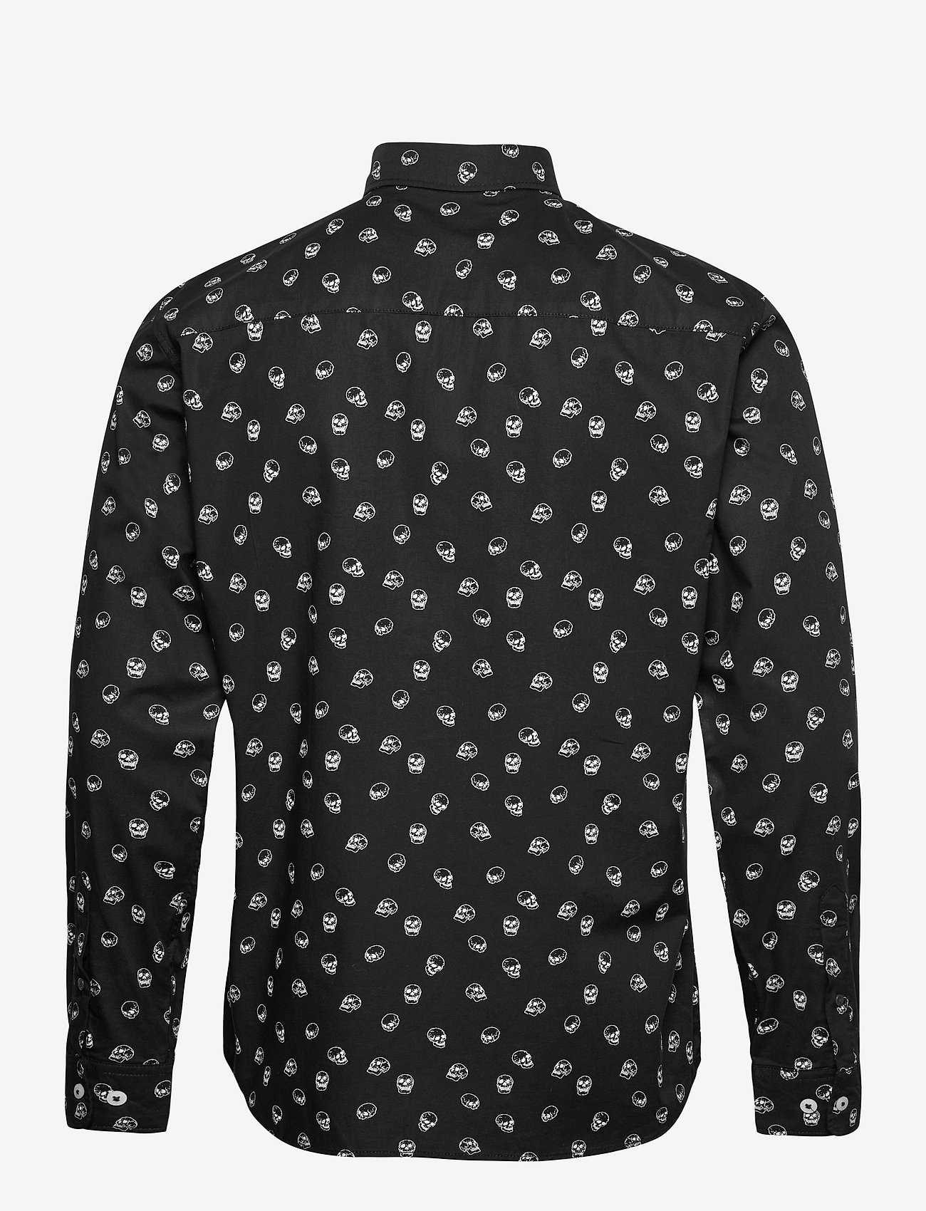 Jack & Jones - JORSCOTT SHIRT LS - casual skjortor - black - 1
