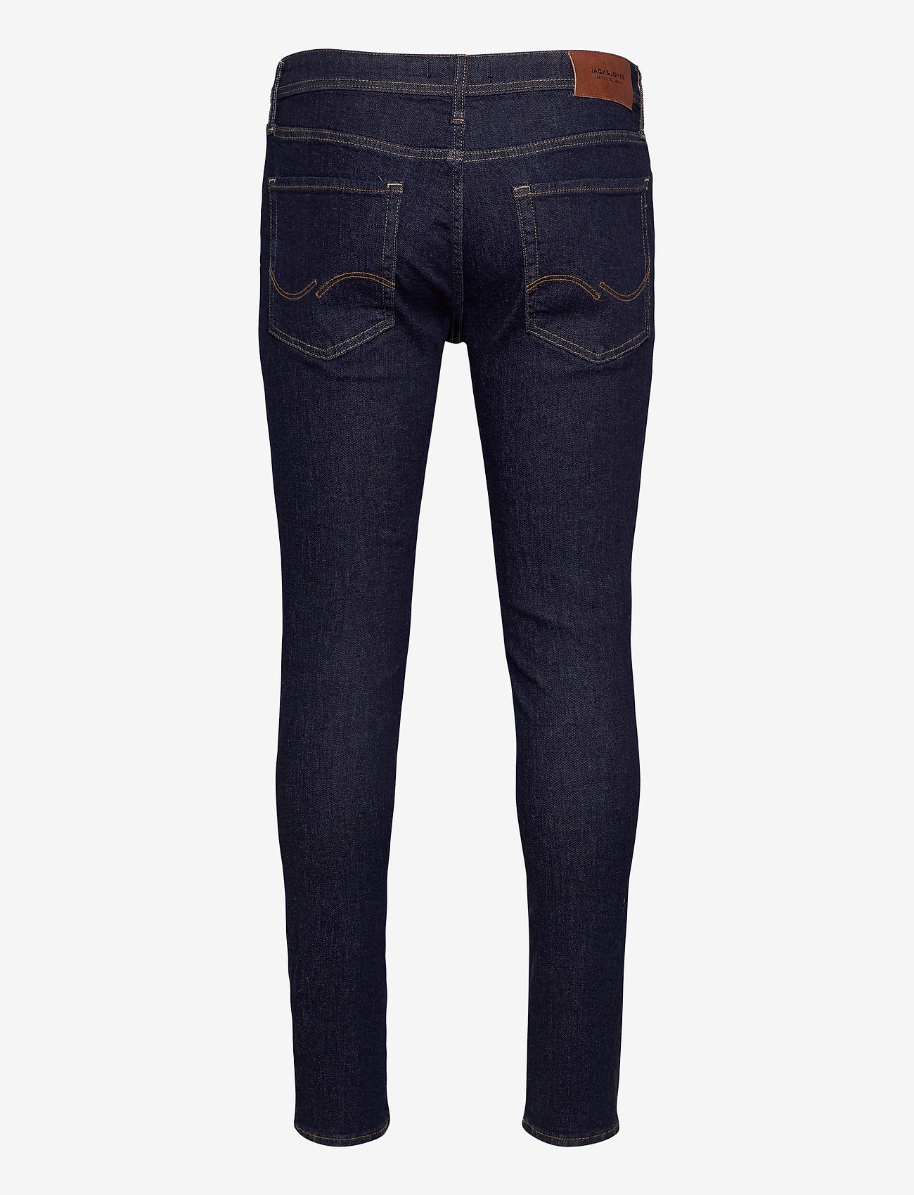 Jack & Jones - JJILIAM JJORIGINAL AGI 074 - slim jeans - blue denim - 1