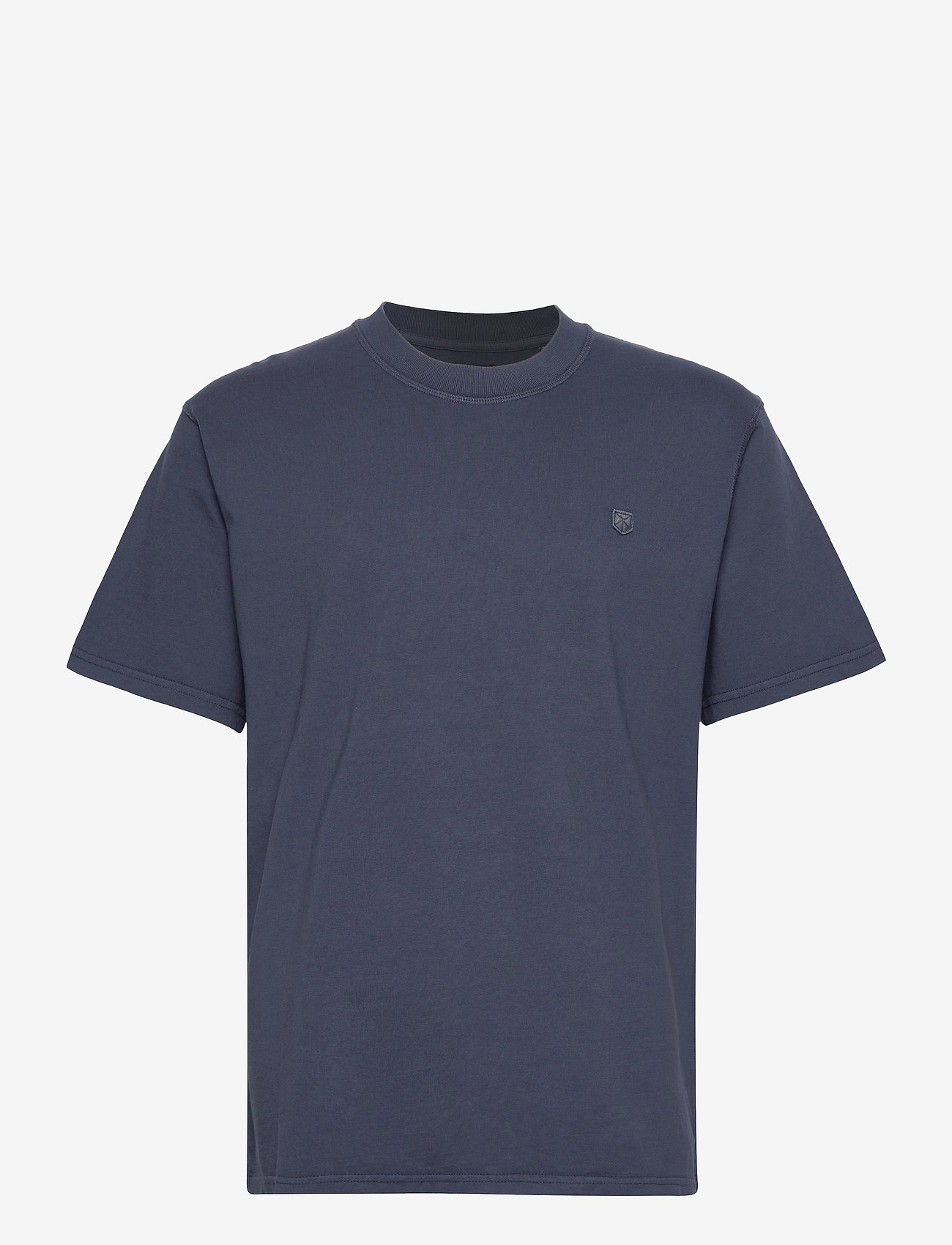 Jack & Jones - JPRBLUJULIO TEE SS CREW NECK - basic t-shirts - peacoat - 0